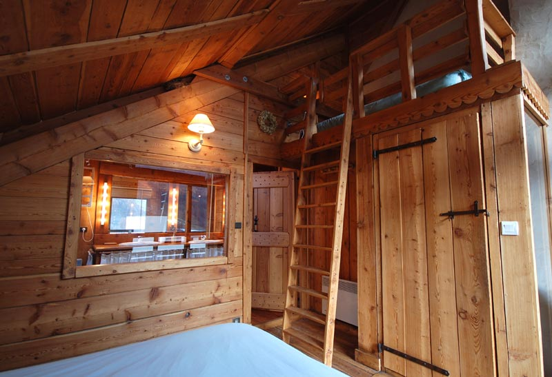 Chalet Clos Buisson, Serre Chevalier